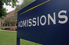 Admission Processing